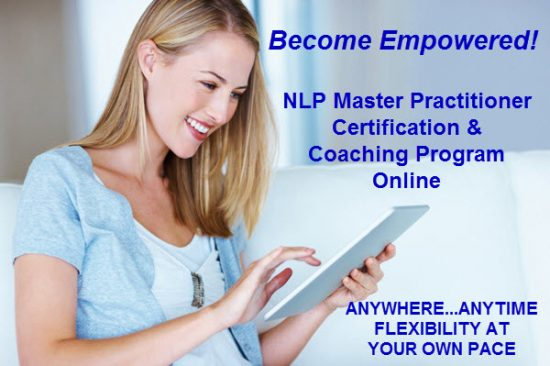 NLP Master Practitioner Certification Online - NLP Global ...